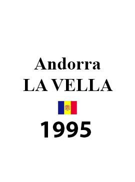 Festivalul Olimpic al Tineretului European, Andorra 1995