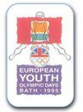 Festivalul Olimpic al Tineretului European, Bath 1995
