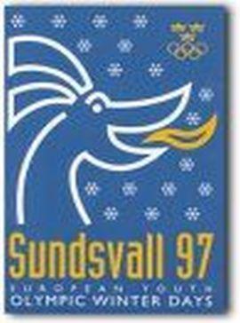 Festivalul Olimpic al Tineretului European, Sundsvall 1997