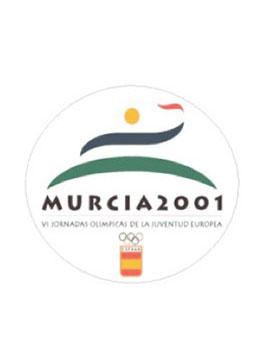 Festivalul Olimpic al Tineretului European, Murcia 2001