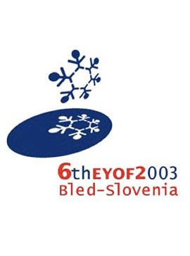 Festivalul Olimpic al Tineretului European, Bled 2003