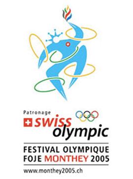 Festivalul Olimpic al Tineretului European, Monthey 2005