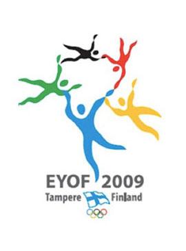 Festivalul Olimpic al Tineretului European, Tampere 2009