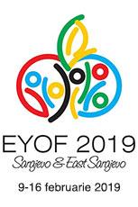Festivalul Olimpic al Tineretului European, Sarajevo & Sarajevo de Est 2019