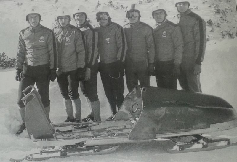 Sapporo 1972 - Comitetul Olimpic si Sportiv Roman