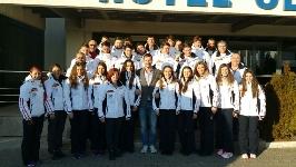 Team Romania a plecat spre JOT Lillehammer 2016