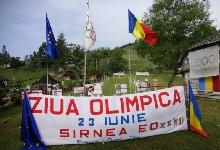 Ziua Olimpica 2016, la Sirnea