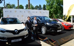 Seria limitata de autoturisme Renault Olimpic a fost lansata oficial