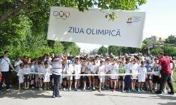Luna Olimpica 2017, la start