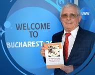 Cartea HERCULE DE BUZUNAR 48 KG DE AUR a fost lansata in prezenta presedintilor COSR si forului mondial de lupte