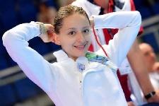 Samuraiul Ana-Maria Popescu, victorie la Doha