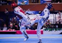 Primele intreceri de karate, in sala pregatita pentru Tokyo 2020