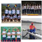 Patru echipaje românești de canotaj intră în lupta pentru ultimele bilete la Tokyo 2020