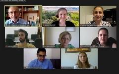 AOR, prezență activă la reuniunile internaționale on-line