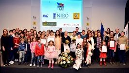 """A XXII-a editie a concursului """"Jocurile Olimpice in imaginatia copiilor"""" si-a desemnat castigatorii"""