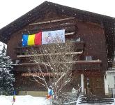 Pensiunea Alpenrose, casa primitoare pentru Echipa Olimpica a Romaniei