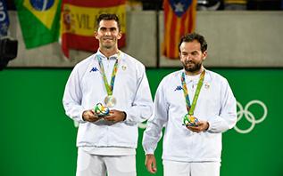 Horia Tecau, Florin Mergea - Tenis - Rio 2016