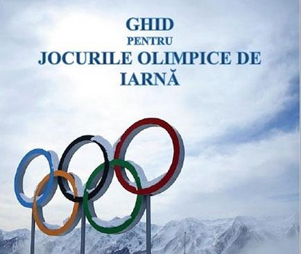 Ghid pentru Jocurile Olimpice de Iarna