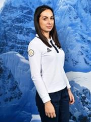 Delia Ivas - ANTRENOR