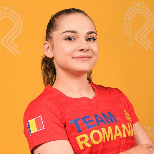 Maria Larisa Holbură